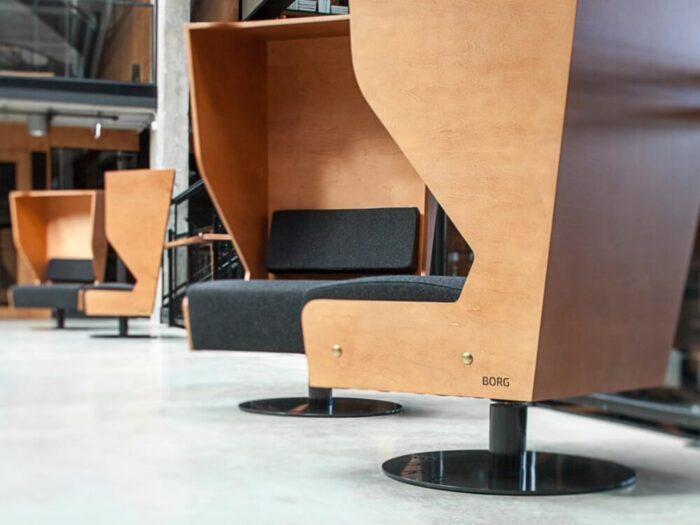 fotoliu scaun din lemn